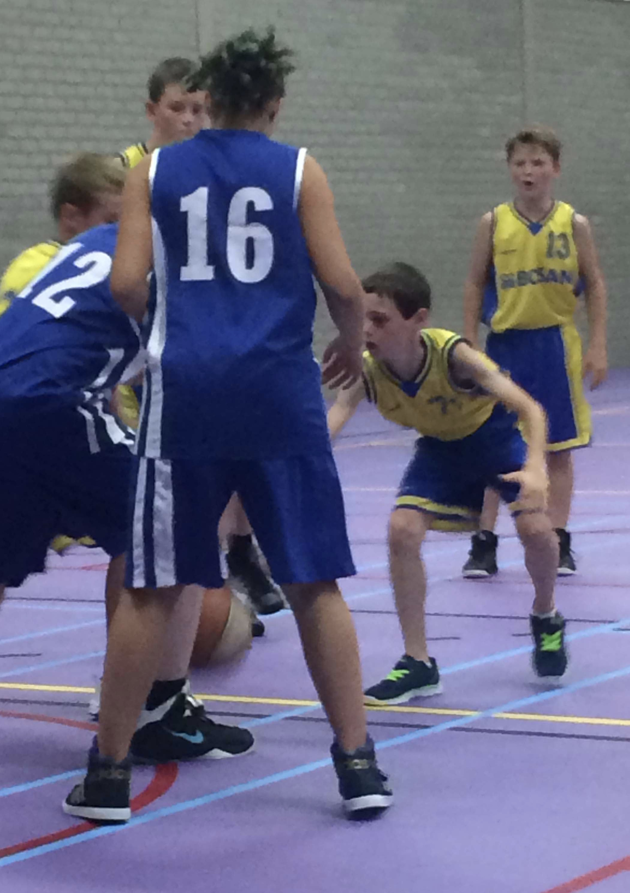 Basketbal Bjorre